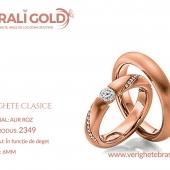 Verighete clasice - Cod Produs: 2349
