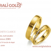 Verighete clasice - Cod Produs: 2381