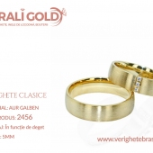 Verighete clasice - Cod Produs: 2456