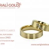Verighete clasice - Cod Produs: 2463