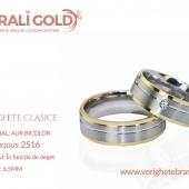 Verighete clasice - Cod Produs: 2516