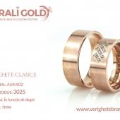 Verighete clasice - Cod Produs: 3025