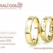 Verighete clasice - Cod Produs: 3121
