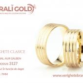 Verighete clasice - Cod Produs: 3127