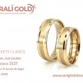 Verighete clasice - Cod Produs: 3137
