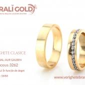 Verighete clasice - Cod Produs: 3262