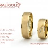 Verighete clasice - Cod Produs: 700