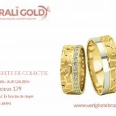 Verighete de colectie - Cod Produs: 179