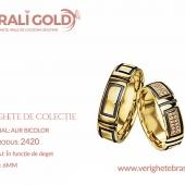 Verighete de colectie - Cod Produs: 2420
