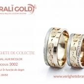 Verighete de colectie - Cod Produs: 3002