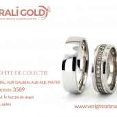 Verighete de colectie - Cod Produs: 3589