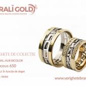 Verighete de colectie - Cod Produs: 650