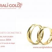 Verighete cu forme geometrice - Cod Produs: 3054