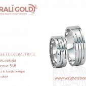 Verighete cu forme geometrice - Cod Produs: 518