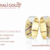 Verighete cu forme geometrice - Cod Produs: 634