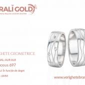 Verighete cu forme geometrice - Cod Produs: 697
